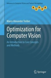 Optimization for Computer Vision