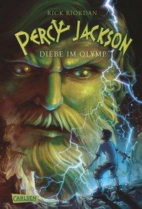 Percy Jackson 01. Diebe im Olymp