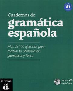 Cuadernos de gramática española B1