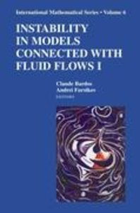 Instability in Models Connected with Fluid Flows I