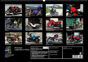 Motorrad Legenden in Kuba