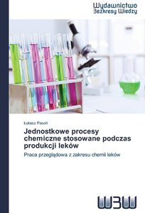 Jednostkowe procesy chemiczne stosowane podczas produkcji leków