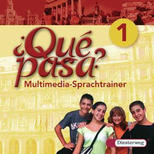 Qué pasa 1. CD-ROM für Windows Vista/XP/98/95. Gesamtschule, Gym