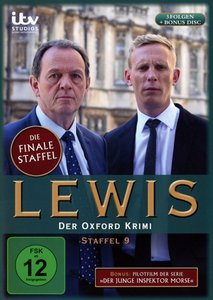 Lewis-Der Oxford Krimi-Staffel 9