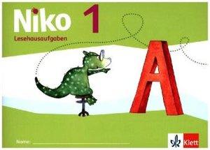 Niko. Arbeitsheft zum Buchstabenlesen 1. Schuljahr