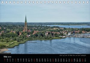 Schleswig - Schleistadt mit Flair (Tischkalender 2019 DIN A5 que
