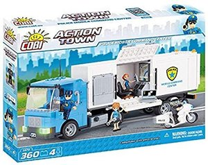 COBI 1573 - ACTION TOWN, Police Mobile Command Center, Polizei-K