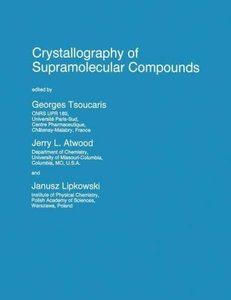 Crystallography of Supramolecular Compounds