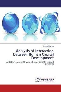 Analysis of Interaction between Human Capital Development
