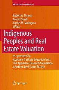 Indigenous Peoples and Real Estate Valuation