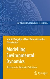 Modelling Environmental Dynamics