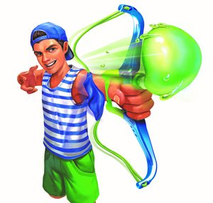 Bunch O Balloons - Schleuder