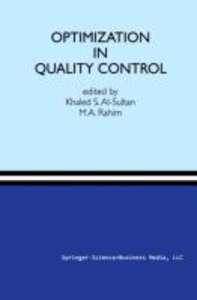 Optimization in Quality Control