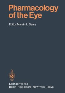 Pharmacology of the Eye