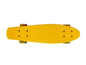 Streetsurfing Skateboard Beach Board, Orange, ABEC 7