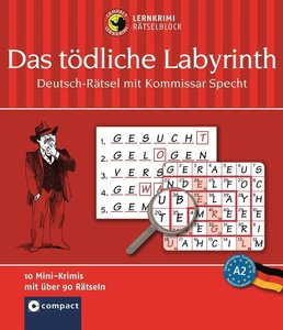 Das tödliche Labyrith - Deutsch-Rätsel (Niveau B1)