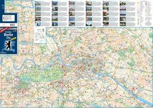 Berlin City 1 : 10.000 Stadtplan