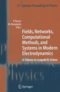 Fields, Networks, Computational Methods, and Systems in Modern E