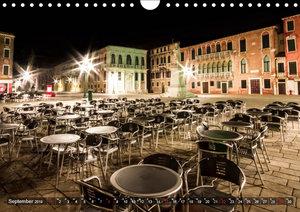 Leuchtendes Venedig (Wandkalender 2019 DIN A4 quer)