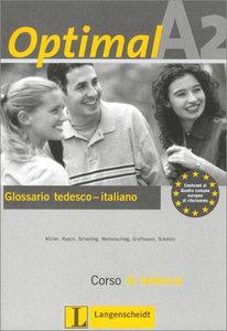 Optimal A2 - Glossar A2 Italienisch