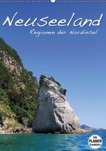 Neuseeland - Regionen der Nordinsel