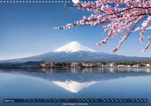 Japan - Reise nach Fernost (Wandkalender 2020 DIN A3 quer)