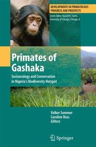 Primates of Gashaka