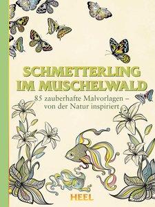 Schmetterling im Muschelwald
