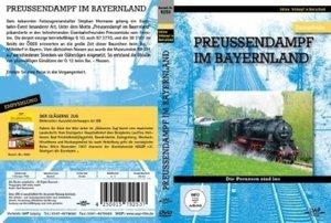 Preußendampf im Bayernland, DVD