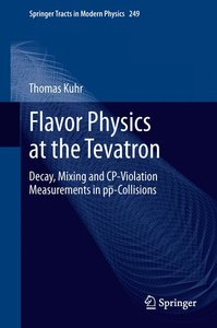 Flavor Physics at the Tevatron