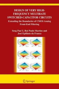 Design of Very High-Frequency Multirate Switched-Capacitor Circu