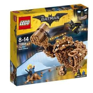 LEGO® Batman Movie 70904 - Clayface: Matsch-Attacke