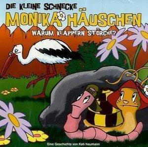 Warum klappern Störche?, 1 Audio-CD