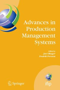 Advances in Production Management Systems