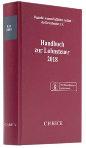 Handbuch zur Lohnsteuer 2018