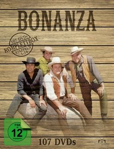 Bonanza - Komplettbox (Staffel 1-14)
