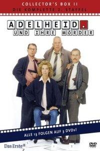 Adelheid und ihre Mörder - Die komplette 2. Staffel