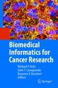 Biomedical Informatics in Cancer Research