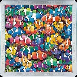 3D Magna Puzzle Clownfisch 64 Teile