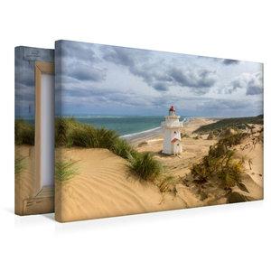 Premium Textil-Leinwand 45 cm x 30 cm quer Pouto Point Lighthous