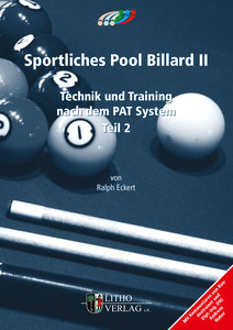Sportliches Pool Billard 2
