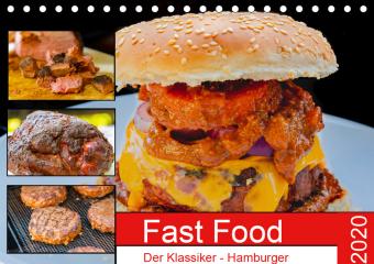 Fast Food Der Klassiker - Hamburger - zum Schließen ins Bild klicken