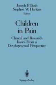 Children in Pain