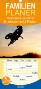 Motocross Kalender - Emotionen auf 2 Rädern - Familienplaner hoc