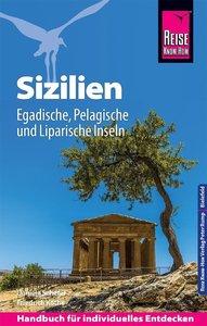 Reise Know-How Reiseführer Sizilien und Egadische, Pelagische &
