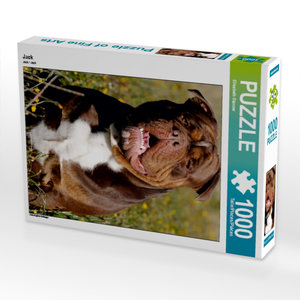 Jack 1000 Teile Puzzle hoch