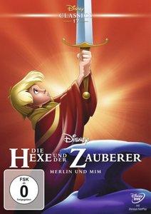 Die Hexe und der Zauberer, 1 DVD