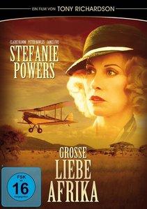 Große Liebe Afrika, 1 DVD
