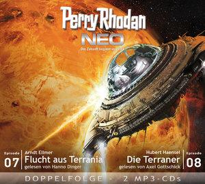 Perry Rhodan NEO 7+8