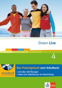 Green Line 4. Neubearbeitung. Das Trainingsbuch 8. Klasse. Mit A